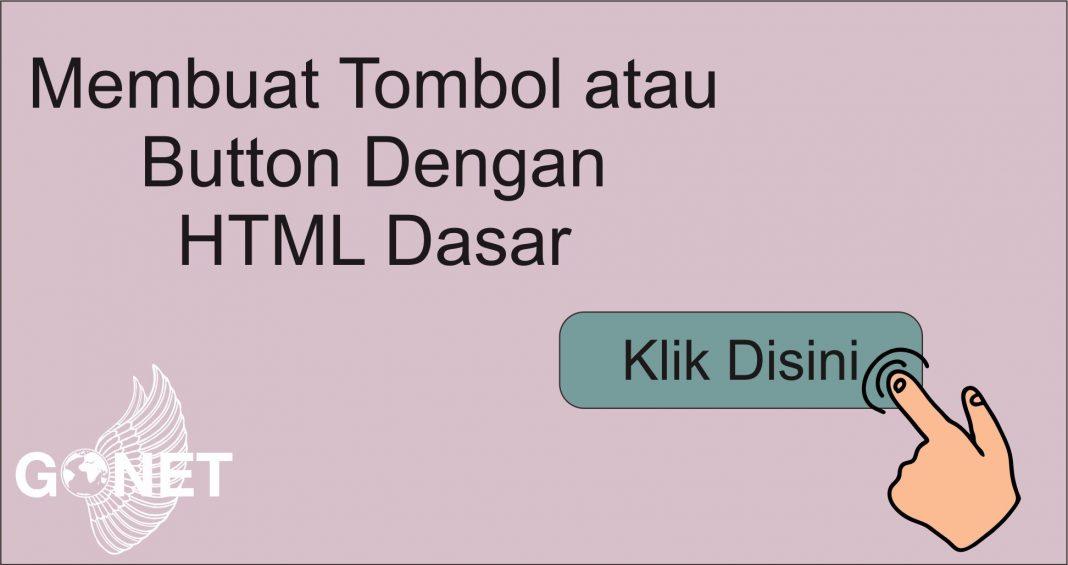 Tombol Link Html