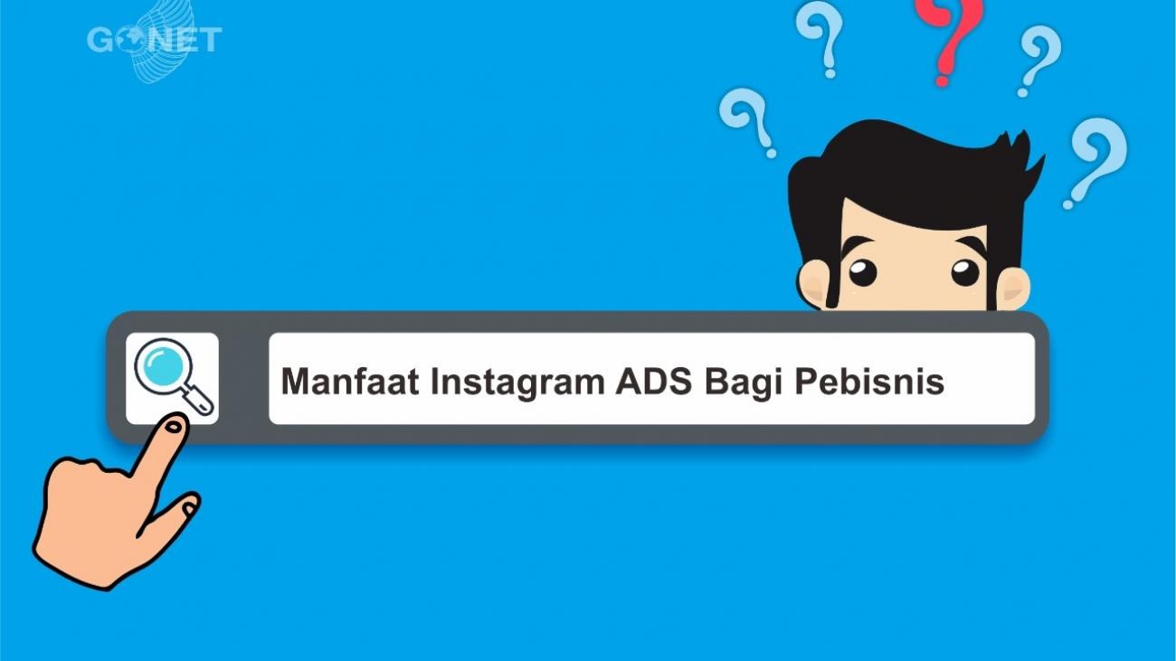 manfaat instagram ads bagi pebisnis