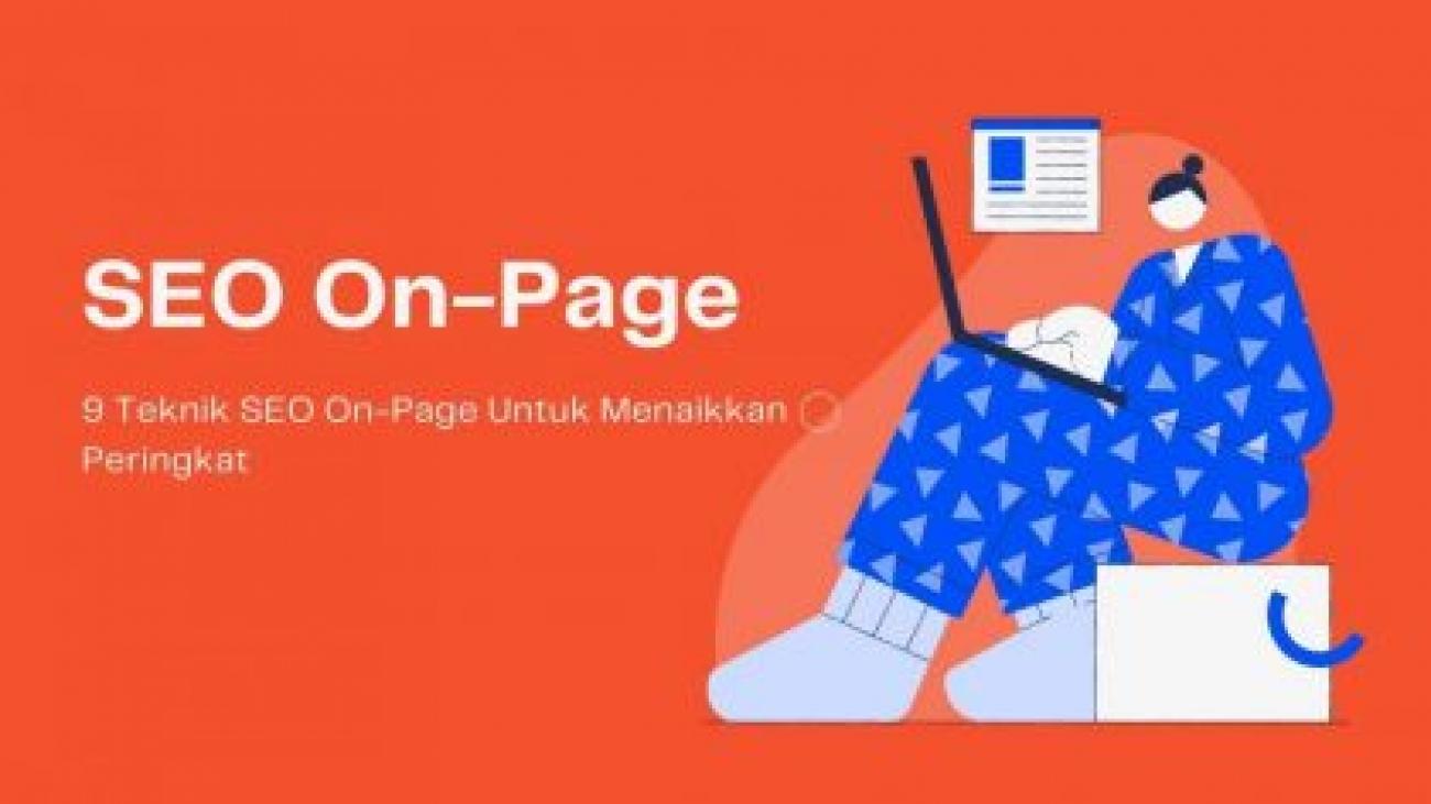 Cara Seo On Page Untuk Menaikkan Peringkat Website